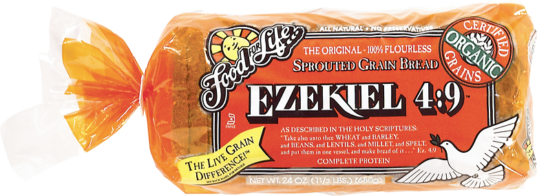 TRUTH 1: Most sprouted breads like Ezekiel have no added sugar and are ...